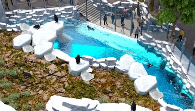 В Харькове показали, каким будет зоопарк после реконструкции