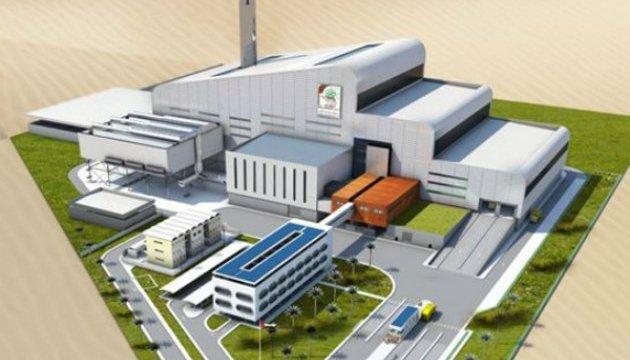 В Дубае 120 тысяч домов будут получать электроэнергию от переработки мусора