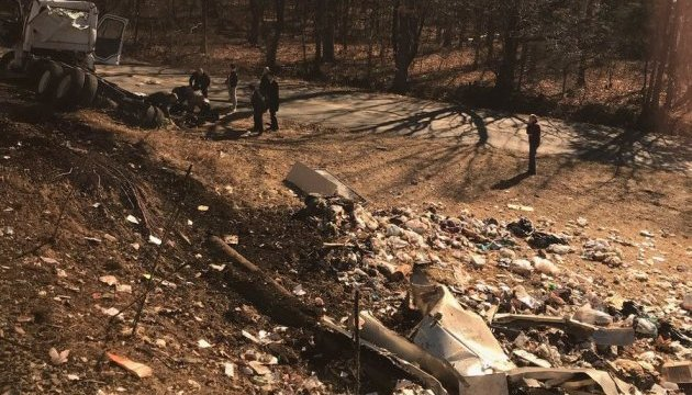 В США произошла авария с поездом, перевозившим конгрессменов