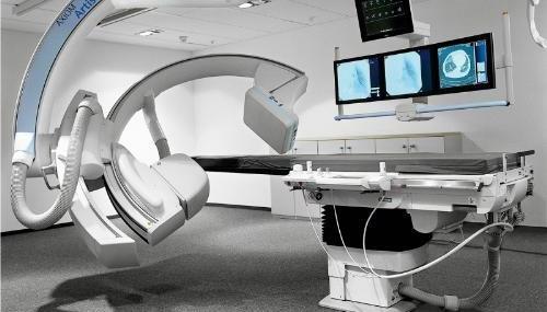 У Харківській обласній лікарні встановили новий ангіограф