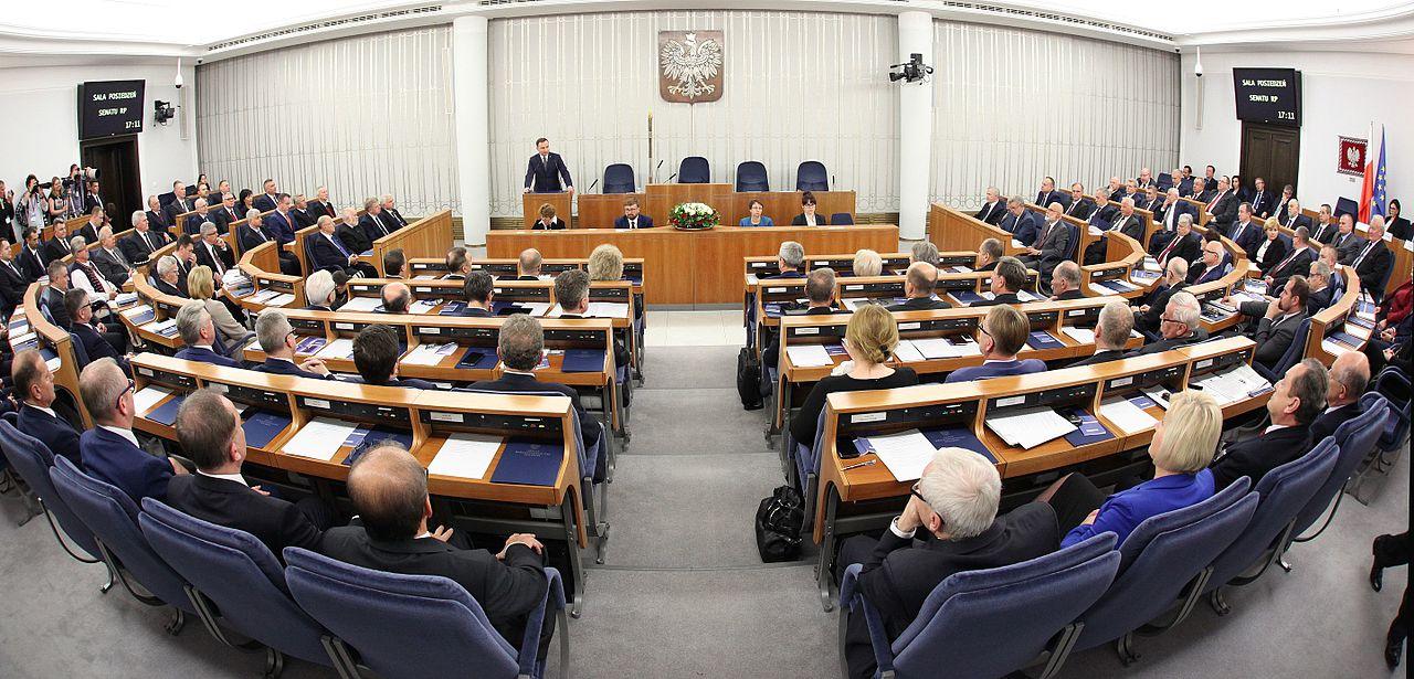 Сенат Республіки Польща