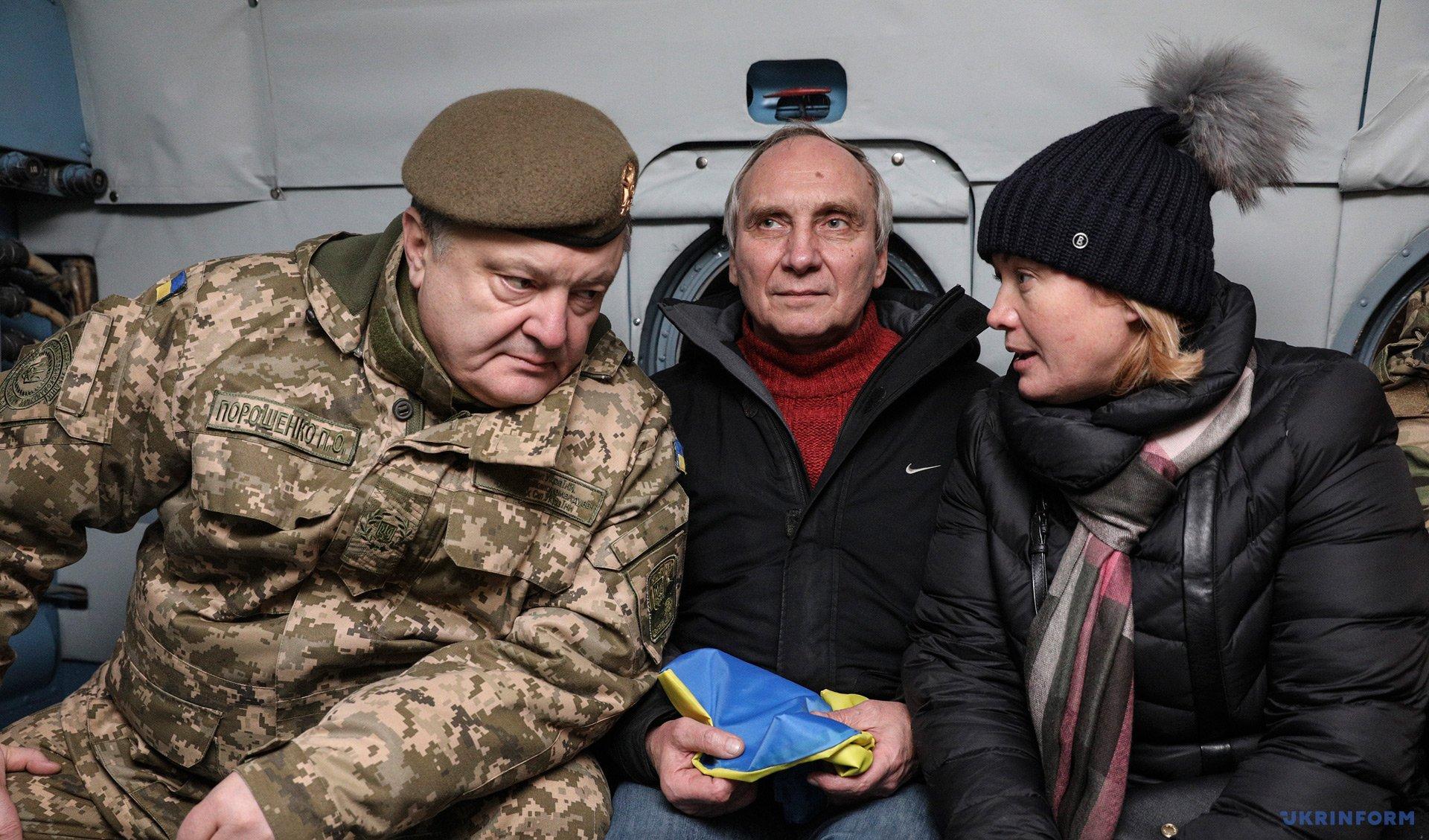 Ígor Kozlovsky, profesor de religión, ex rehén de los ocupantes ...