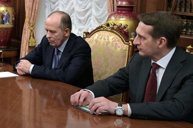 Бортников, Наришкин