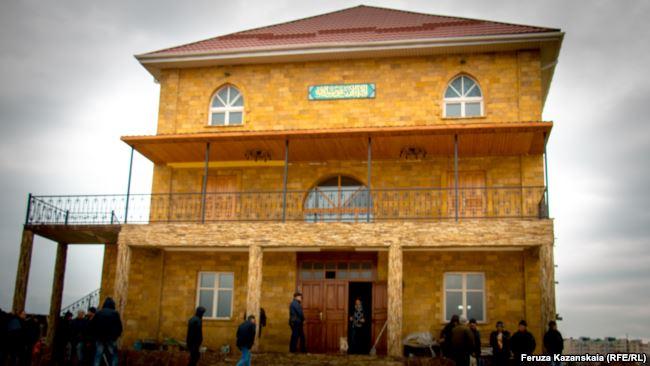 Через знесення мечеті у Сімферополі активісти оголосили голодування