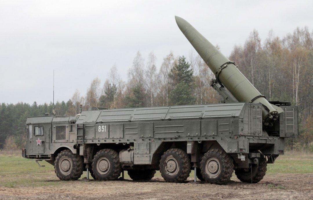 Російський оперативно-тактичний ракетний комплекс