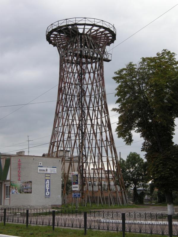 Сучасний вигляд вежі