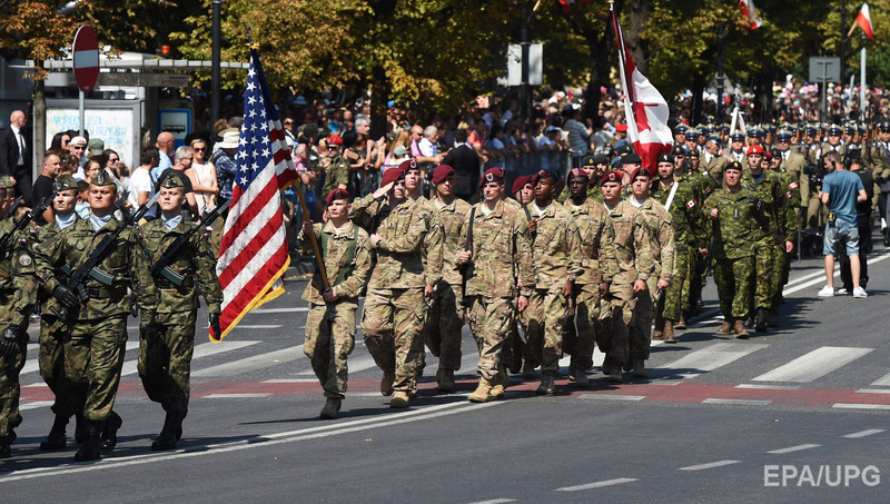 Військовий парад у Польщі (2015 рік)