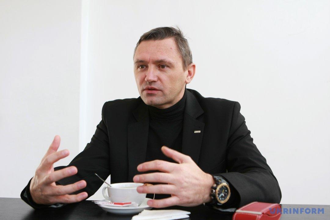 Константин Корсун. Фото: Евгений Любимов, Укринформ