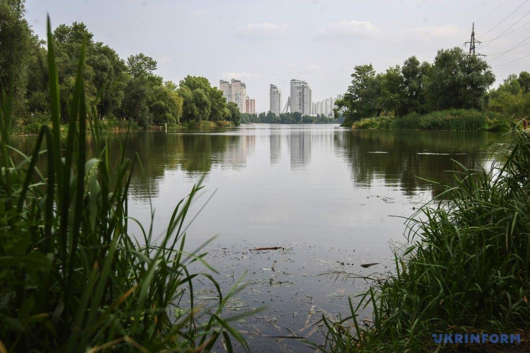 озеро Вербне