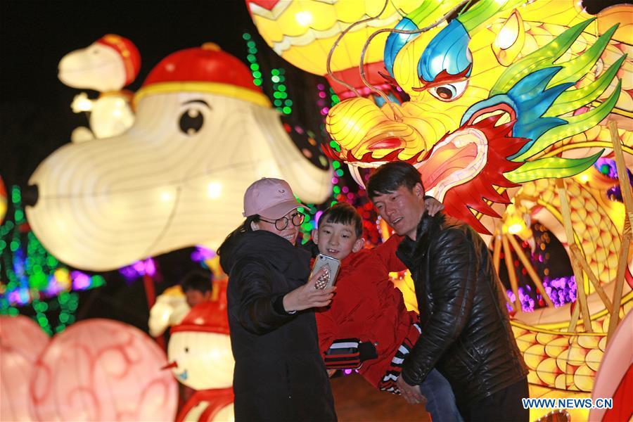 Фото: Xinhua/Zhan Xincheng
