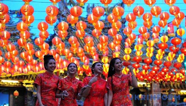 Китайський Новий рік / Фото: Укрінформ