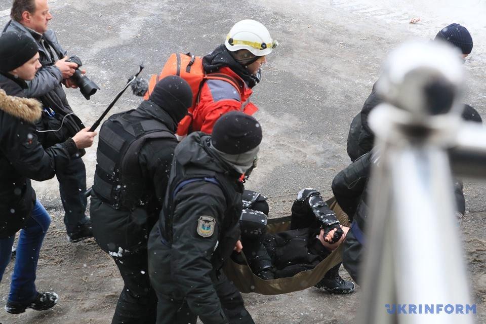 Дело Труханова: под судом подстрелили силовика / Фото Павла Багмута, Укринформ
