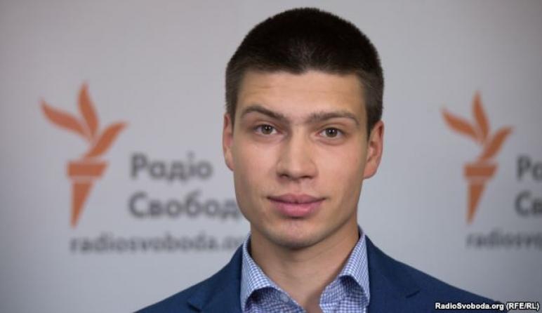 Богдан Бондаренко // Фото: Радіо Свобода