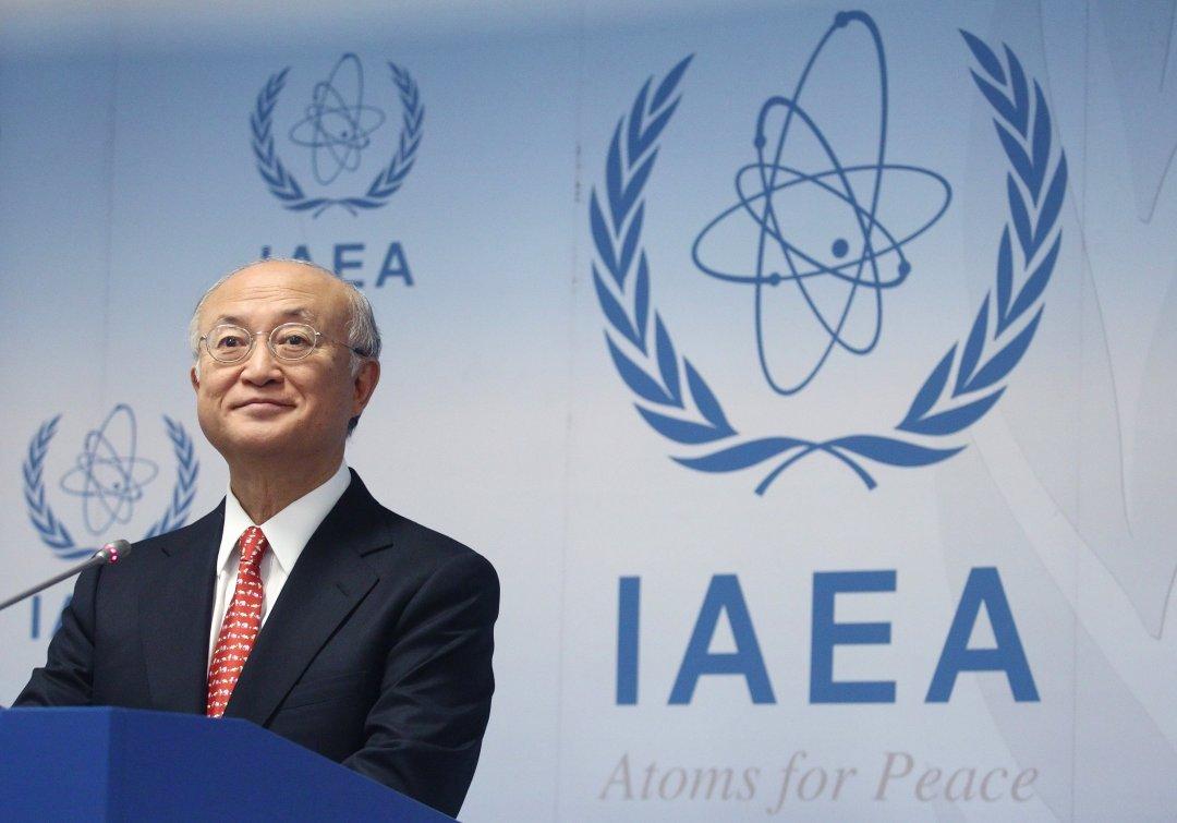 Голова МАГАТЕ Амано Юкія / Фото: Iran Daily