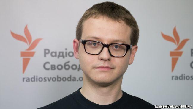 Микола Бєлєсков // Фото: Радіо Свобода