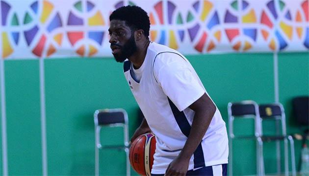 Юджин (Пух) Джетер, игрок сборной Украины