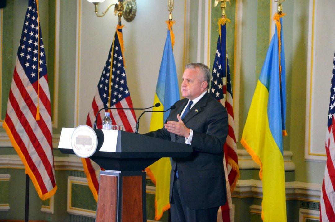 Заступник державного секретаря США Джон Салліван