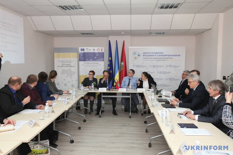 ЕСготов поддержать проект построительству онкоцентра вХарькове