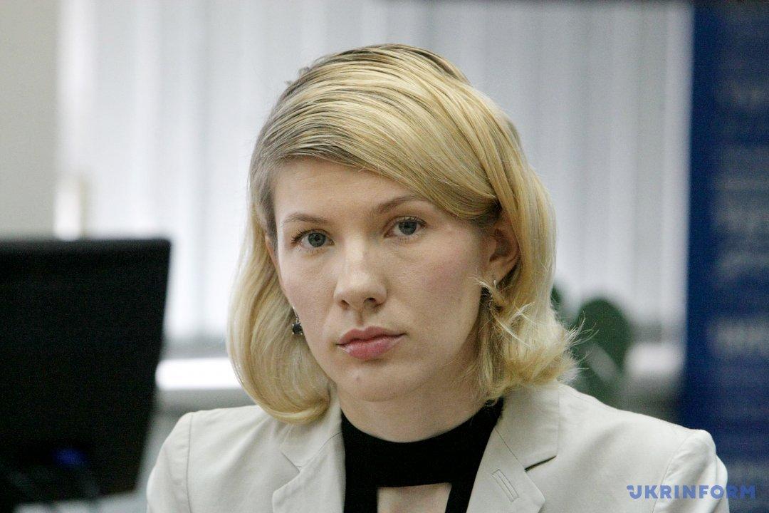 Олена Трегуб
