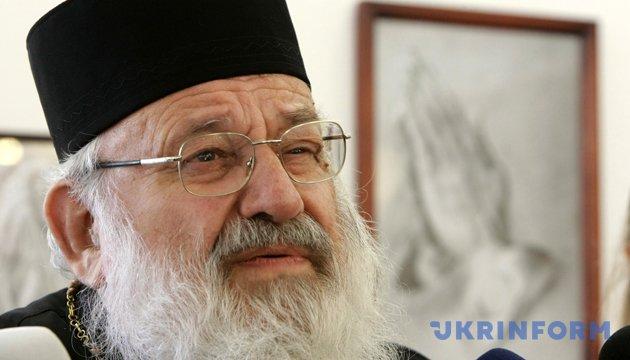 Любомир Гузар / Фото: Укрінформ