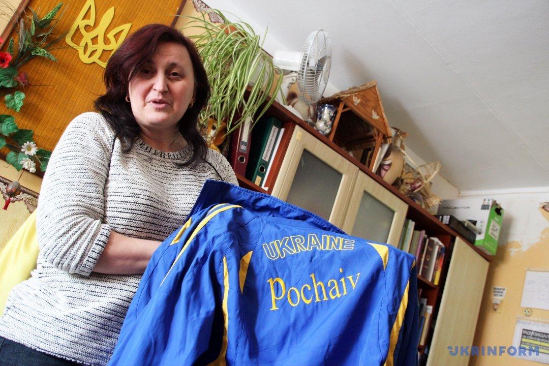 Людмила Лещук