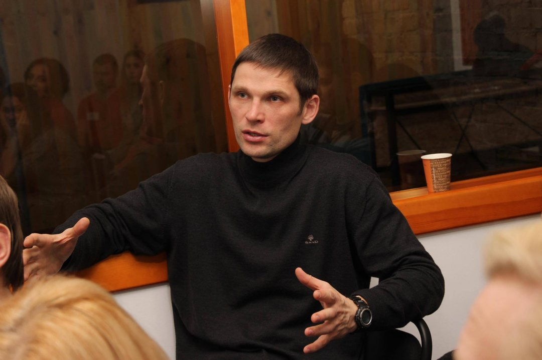 Олег Чистопольцев