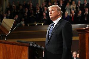 """Трамп пообіцяв виступити із важливою заявою в суботу щодо """"шатдауну"""" в США"""