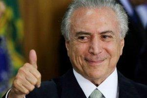 Суд відпустив затриманого раніше екс-президента Бразилії