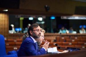 """Комітет ПАРЄ врахував усі поправки України у проекті """"азовської"""" декларації"""