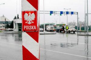 Польща не поспішатиме з відкриттям кордонів