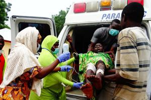 Пять гражданских погибли в Нигерии вследствие столкновений боевиков с военными