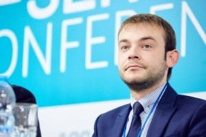Дмитро Маковський, перший заступник голови Держспецзв'язку
