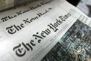 #KyivNotKiev: The New York Times перешли на корректное написание украинской столицы