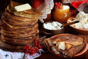 Українці починають святкувати Масницю