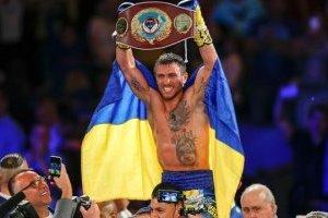 Ломаченко очолив рейтинг найкращих боксерів за версією talkSPORT