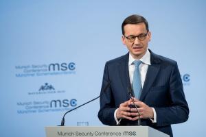 Моравецький звинувачує Росію у кібератаці на Польщу