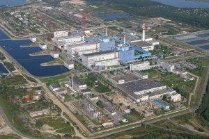 АЭС Украины за прошедшие сутки произвели 282 миллиона кВт-ч электроэнергии