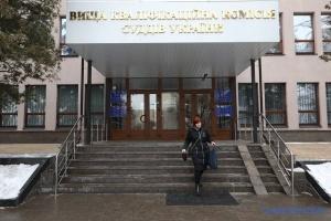Порошенко призвал ВККС ускорить перезапуск Окружного админсуда Киева