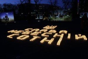 В Житомире в День Героев Небесной сотни реконструируют события Майдана
