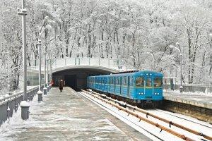Як московська історична брехня у київському метро «катається»