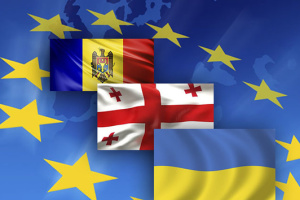 Україну зі спільним візитом відвідають глави МЗС Молдови та Грузії