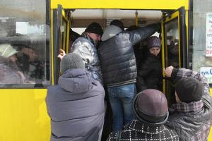 Штрафи за відмову перевозити пільговиків зросли у 19 разів