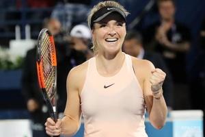 Svitolina cae al séptimo lugar en el ranking  de la WTA