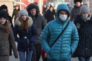 У Києві захворюваність на грип та ГРВІ знижується з кожним днем