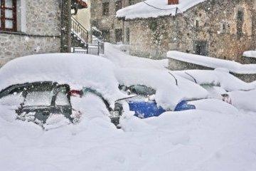 El MAE de Ucrania advierte del riesgo tras las nevadas en España