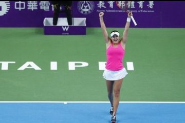 Tennis : Kozlova et Kostyuk bondissent au classement de la WTA