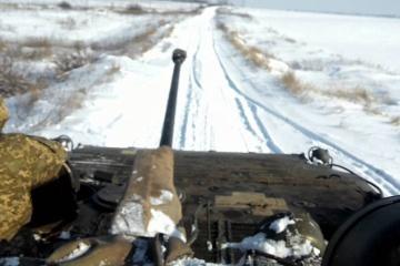 ATO: Militantes hacen fuego de VCI y morteros de 120 mm