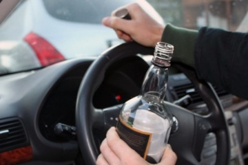 Almost 1,300 drunk driving cases recorded over past week - Patrol Police