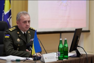 Commander-in-Chief of Ukrainian Armed Forces outlines priority of military reform