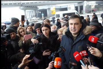 Saakaschwili wird legalen Weg suchen, um in die Ukraine zurückzukehren